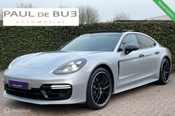 Porsche Panamera 4.0 4S EU6 SportDesign Panoramadak Full Service