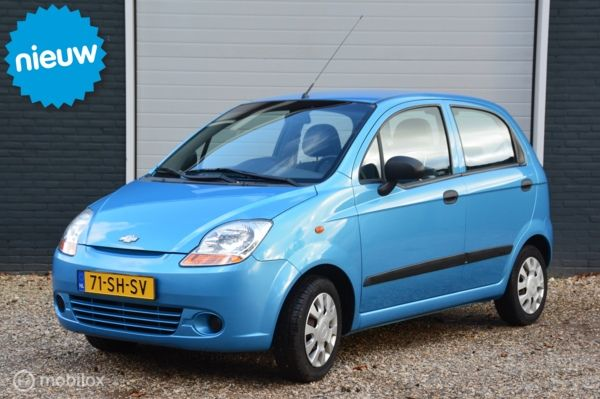 Chevrolet Matiz 0.8 Breeze Automaat 19000km