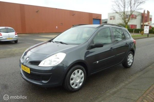 Renault Clio Estate - 1.2 TCE Expression
