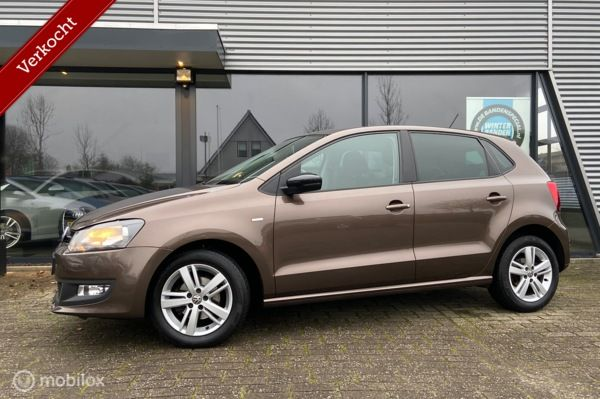 Volkswagen Polo 1.2 TSI Highline Climate control Cruise control PDC Privacy glas