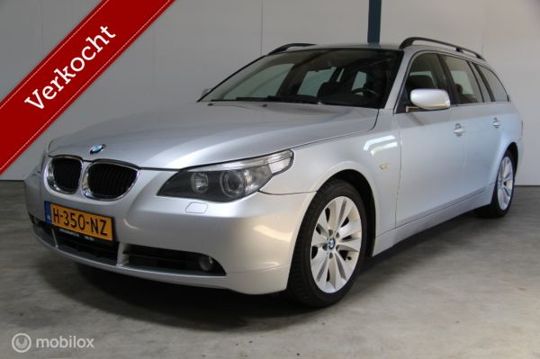 BMW 5-serie Touring 525i Automaat