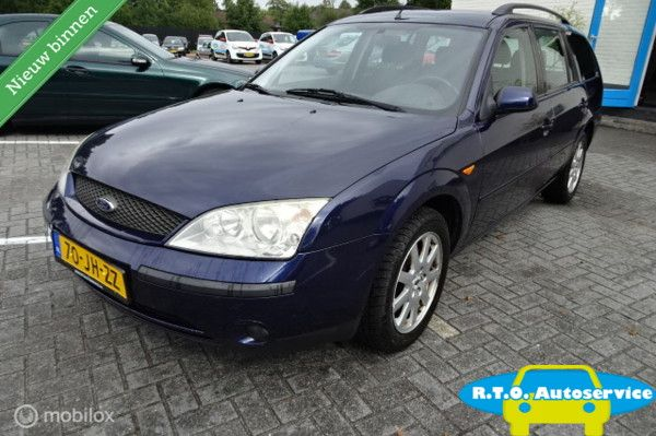 Ford Mondeo Wagon 1.8-16V Collection INRUIL KOOPJE
