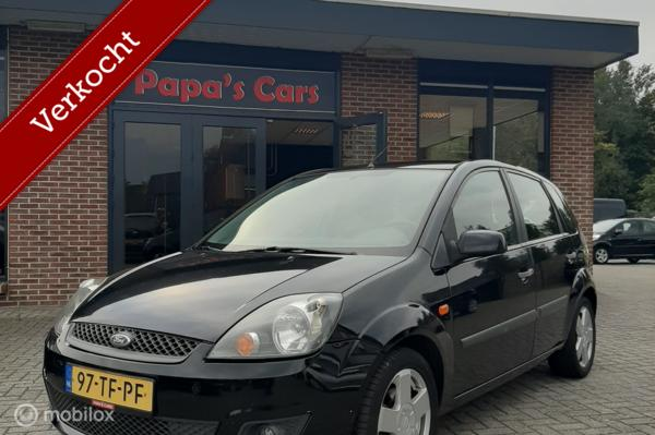Ford Fiesta 1.3-8V Style