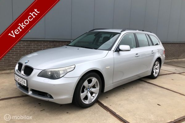 BMW 5-serie Touring 530i Business Line Automaat