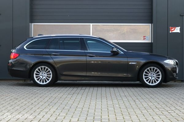 BMW 5-serie Touring 520d High Executive Panorama Xenon Leder