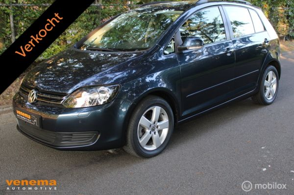 Volkswagen Golf Plus 1.6 TDI Highline Let op.. 35.129 km!!