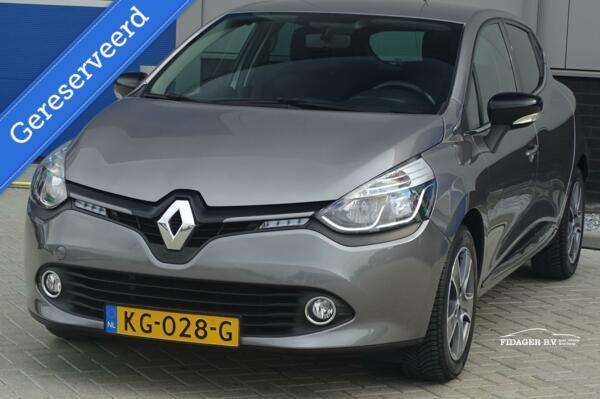 Renault Clio 0.9 TCe ECO Night&Day, NL-auto, cruise, navi!