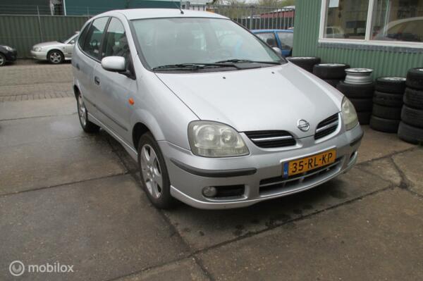 Onderdelen Nissan Almera Tino 2.2 dCi Tekna 2005