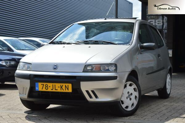 Fiat Punto 1.2 Sound|Ele ramen|Schuifdak|121.000Km!Nap!Apk!!