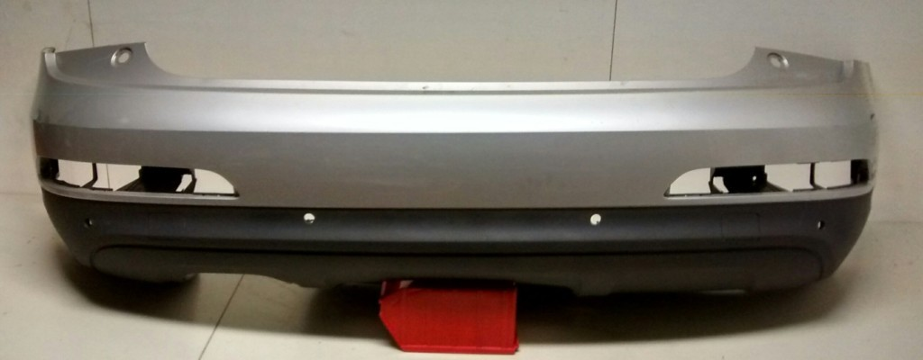 Achterbumper Audi Q3 S-Line (11- ) 8U0807511 C/D