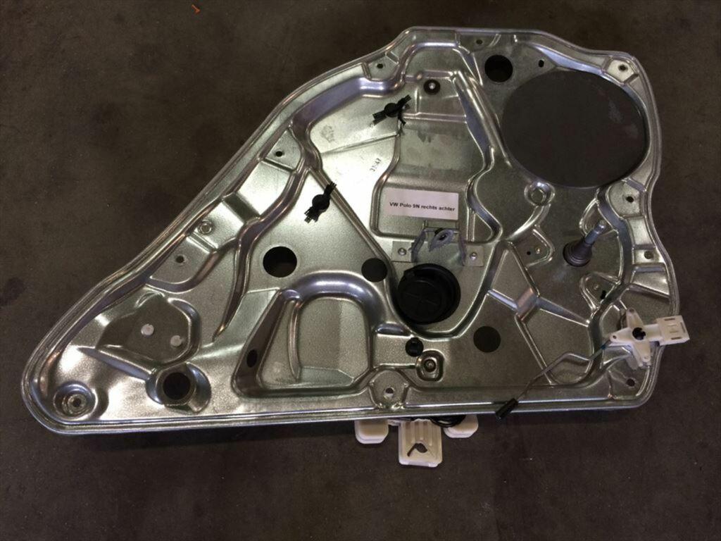 VW polo 9N1/9N3 raammechanisme RA handbediend 6Q4839462D