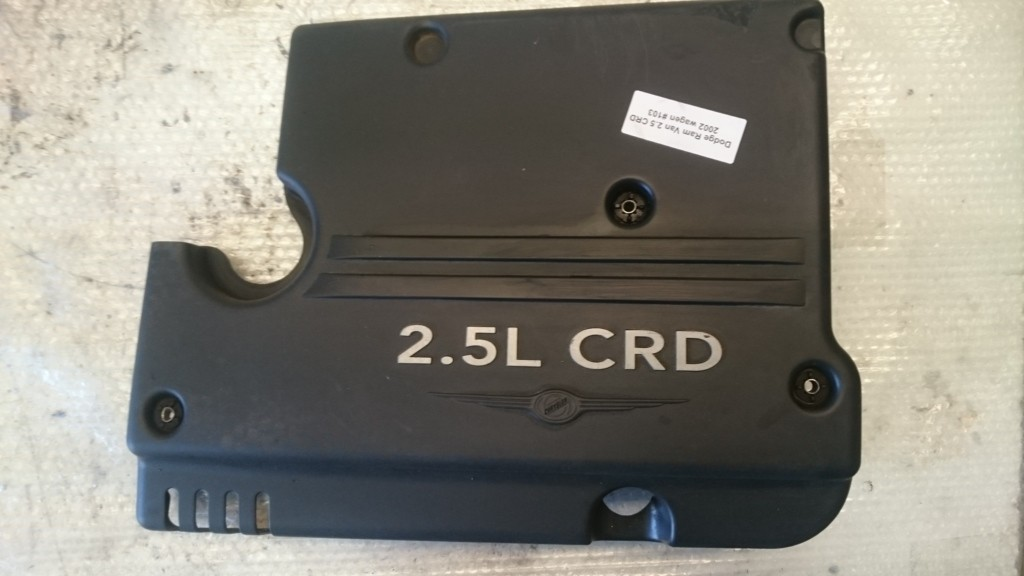 Afdekkap motorDodge Ram Van 2.5 CRD ('89-'05)