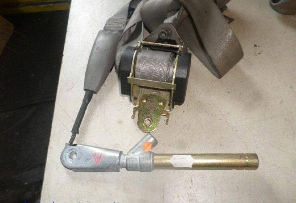 Veiligheidsgordel RV Renault Espace IV 2.0 T Expression
