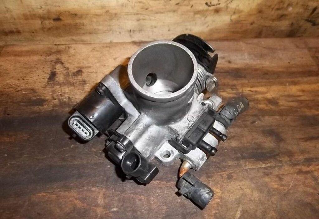 Gasklep-stelmotor  Daewoo Matiz 0.8i Europe