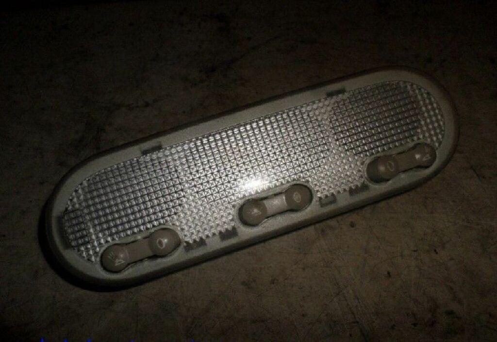 Binnenverlichting  Renault Megane II CC (EM) Cabrio
