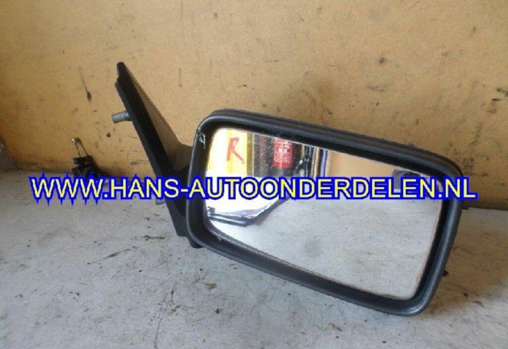 Buitenspiegel R LC4T Blauw VW Golf III 1.4 CL