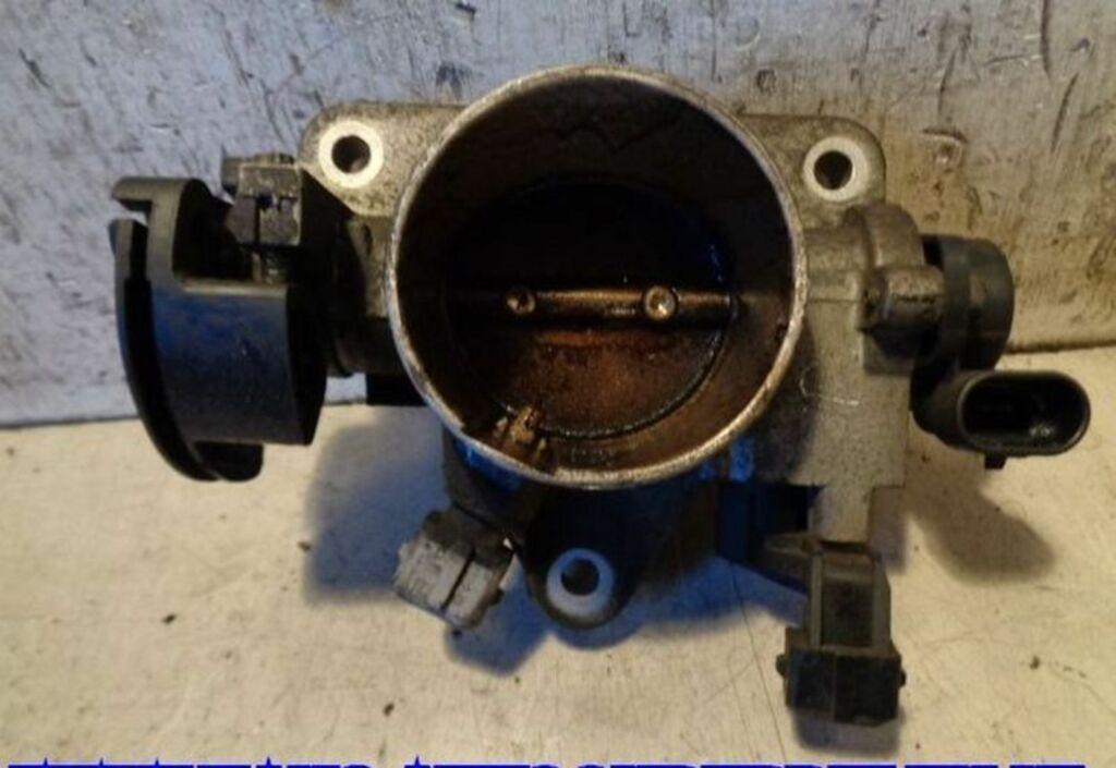 Gasklep-stelmotor  Peugeot 206 1.6 XS