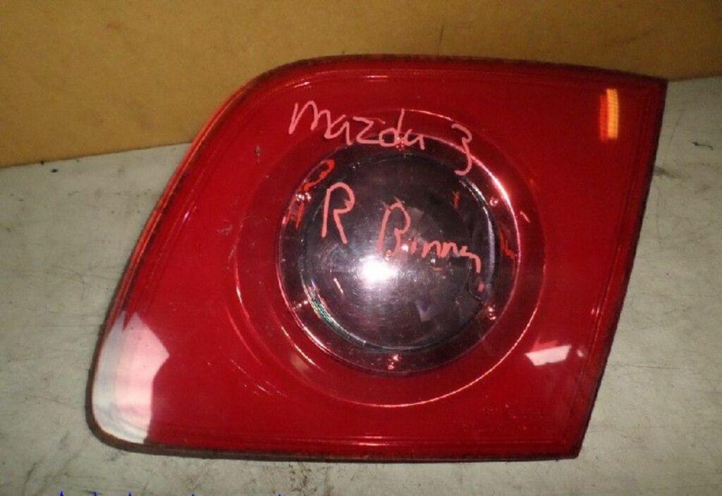 Alicht RA Mazda 3 I 1.6 Executive
