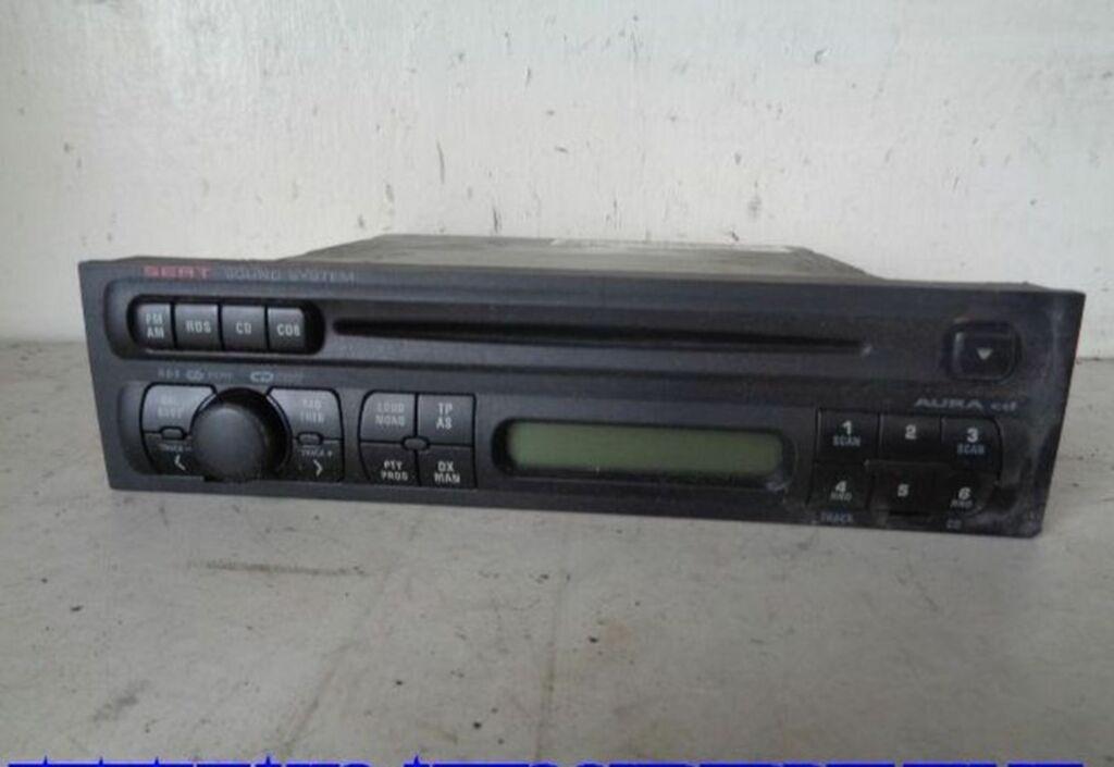 Radiomodule  Seat Toledo 1M 1.9 TDI Signo 1M0035186D