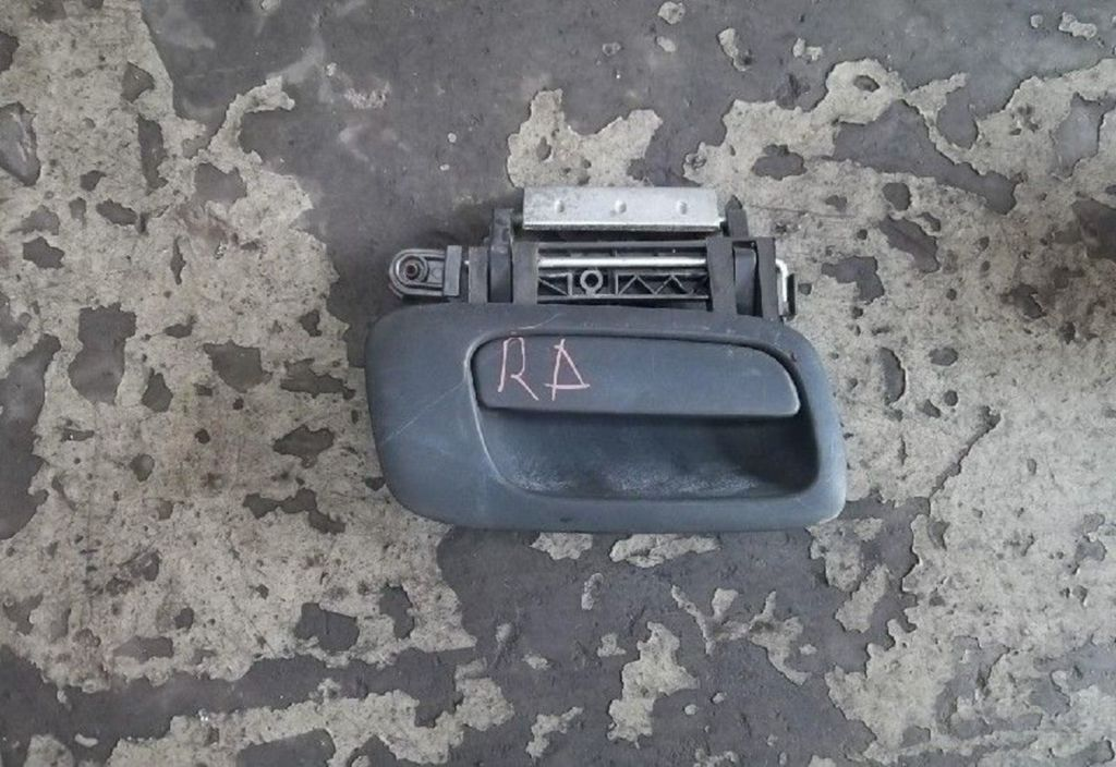 Handgreep deur RA Z147 Star Silber Opel Astra G 2.0 Di Club