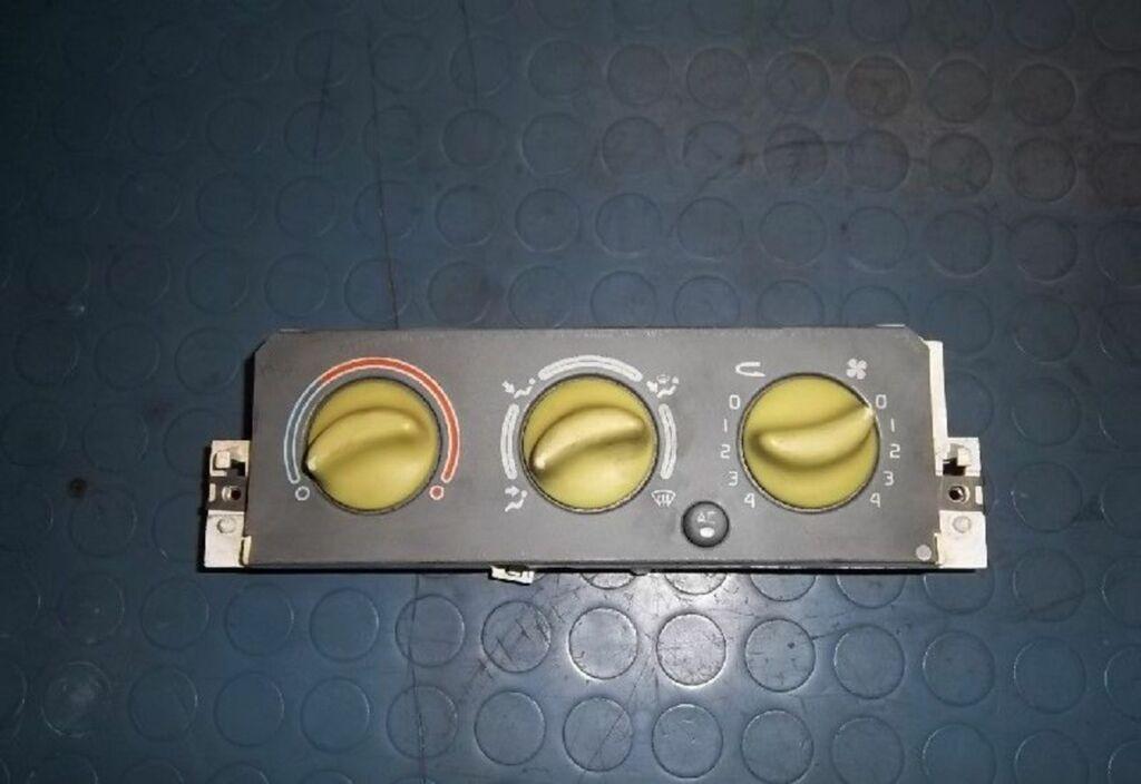 Kachelschakelaar Rood Renault Twingo I 1.2