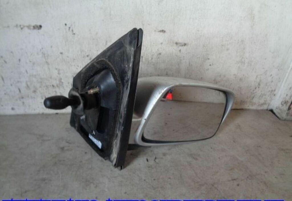 Buitenspiegel R Zilver Toyota Yaris (P1) Hatchback