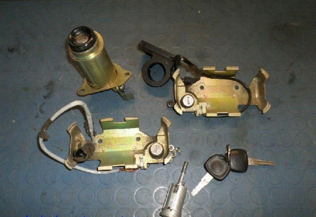 Cilinderslotenset  Opel Tigra 1.4i-16V Optic