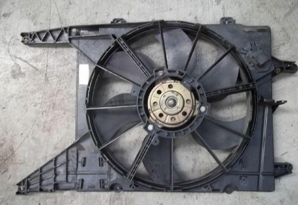 Koelvin  Renault Megane I 1.9 dTi Air
