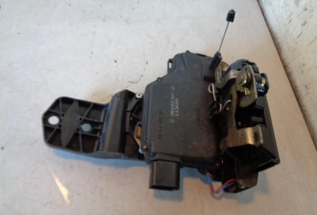 Slotmechanisme deur LV elektrisch 5-deurs VW Golf IV 1.4-16V ('97-'04) 3B1837015A