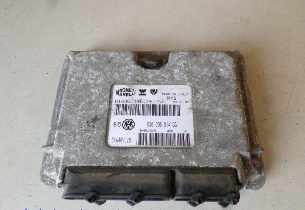 ECU-module  VW Golf IV 1.4-16V
