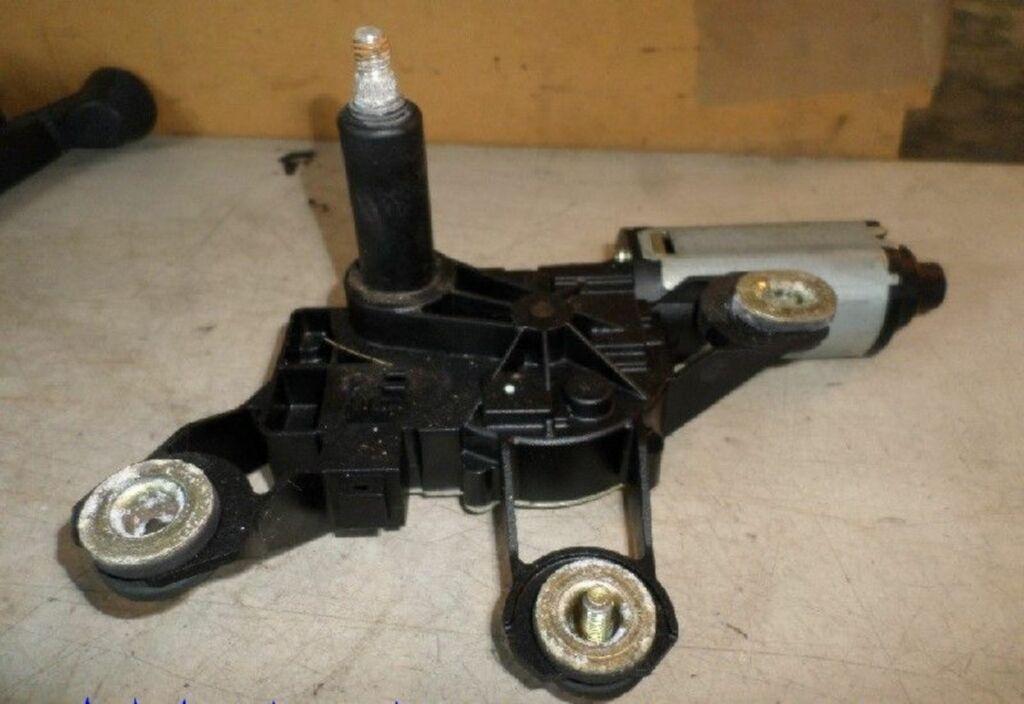 Ruitenwissermotor A Ford Fiesta V 1.4 TDCi First Edition