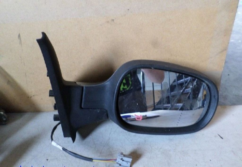 Buitenspiegel R KY5G Grijs Nissan/Datsun Micra (K12) Hatchback