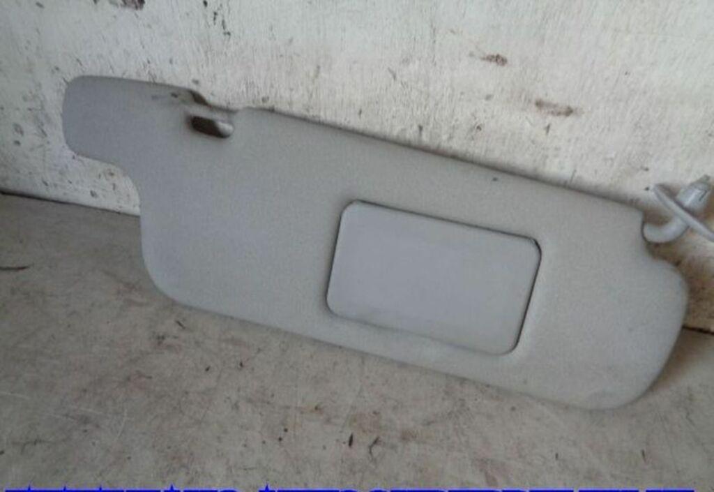 Zonneklep R Toyota Yaris (P1) Hatchback