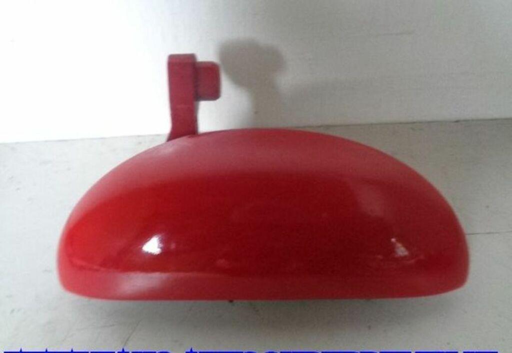 Handgreep deur RA Rouge Scarlet Citroen C1 I 1.0-12V Séduction