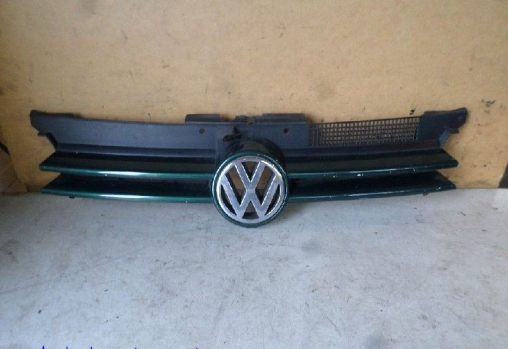 Grille LC6M Groen metallic VW Golf IV 1.4-16V