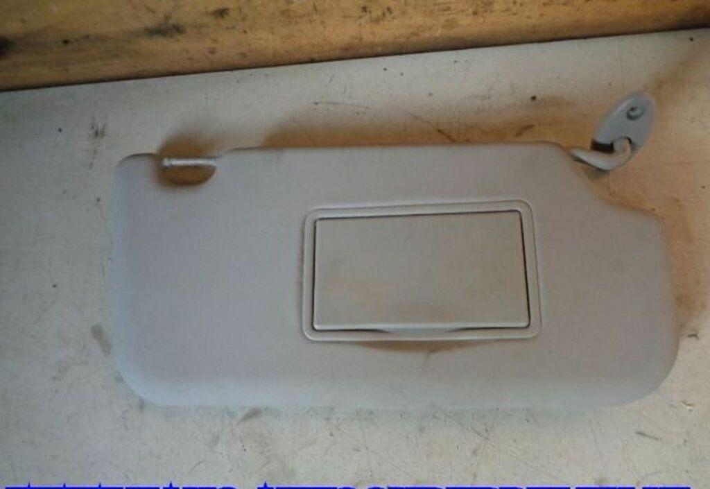 Zonneklep  Ford Fiesta VI Hatchback