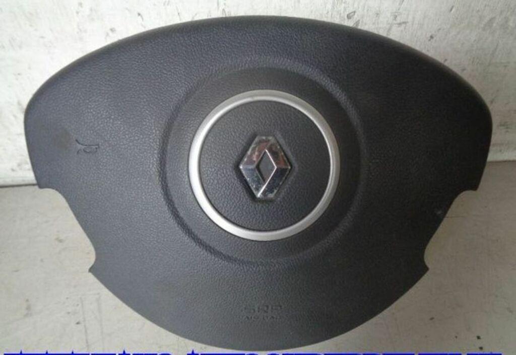 Stuurairbag  Renault Clio III (BR/CR) Hatchback 8200363630 A