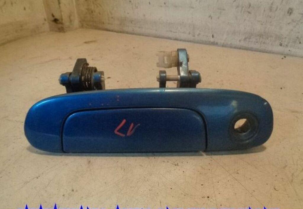 Handgreep deur Lbuiten Blauw Mazda 323 Fastbreak 2.0 DiTD GLX