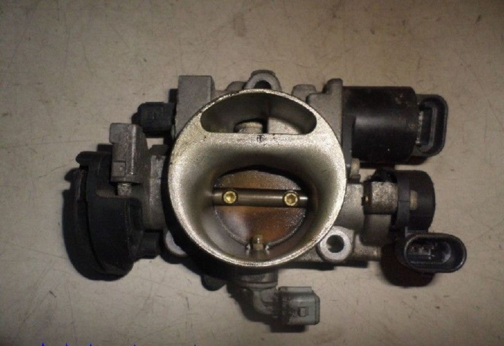 Gasklep-stelmotor  Citroen Xsara Break 1.4i