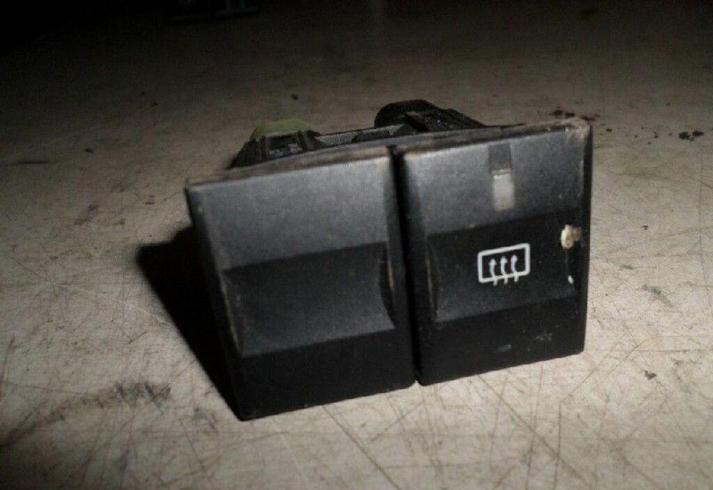 ESP-schakelaar  Ford Mondeo Wagon III 2.0 TDCi Ambiente