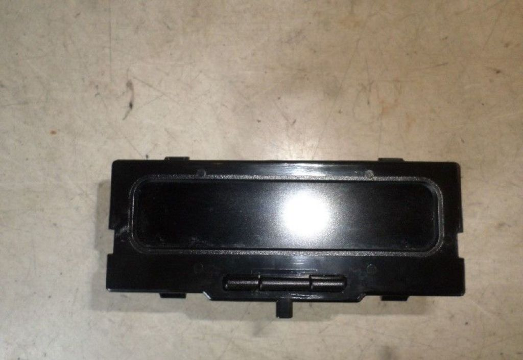 Interieurdisplay  Renault Clio II 1.4-16V Expression