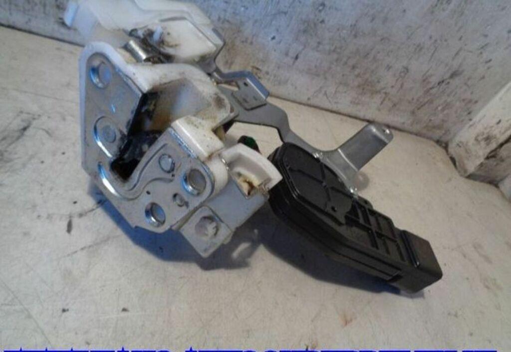 Portiervergrendelingsmotor LA Citroen C1 I 1.0-12V Ambiance