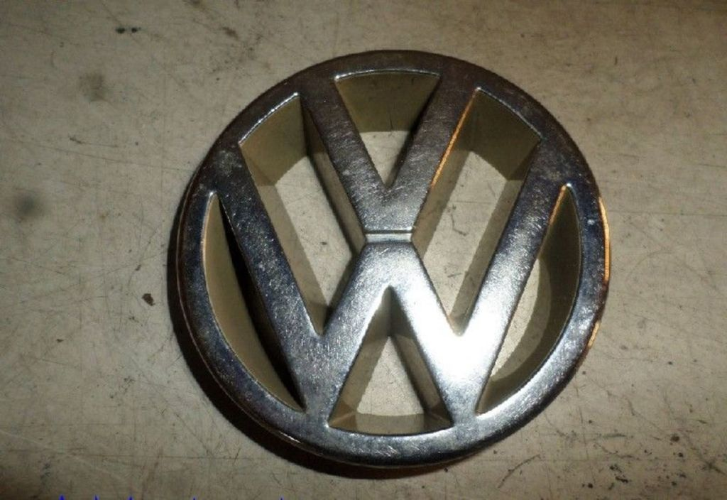 Embleem  VW Golf II 1.8-16V GT Special