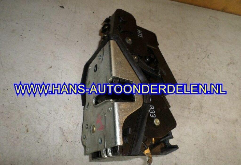 Slotmechanisme deur LA BMW 3 serie (E46/4) Sedan