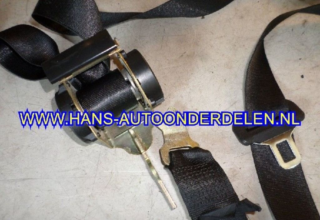Veiligheidsgordel RA BMW 3 serie (E46/4) Sedan