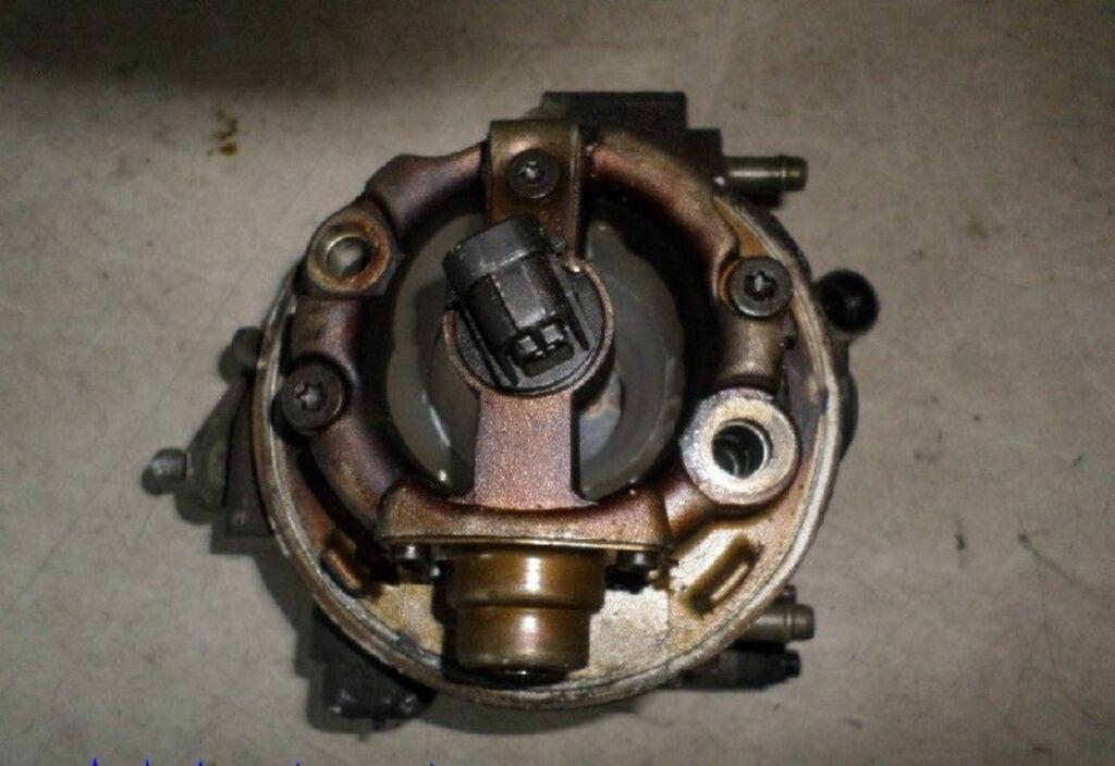 Gasklep-stelmotor  Opel Corsa B 1.2iE Swing