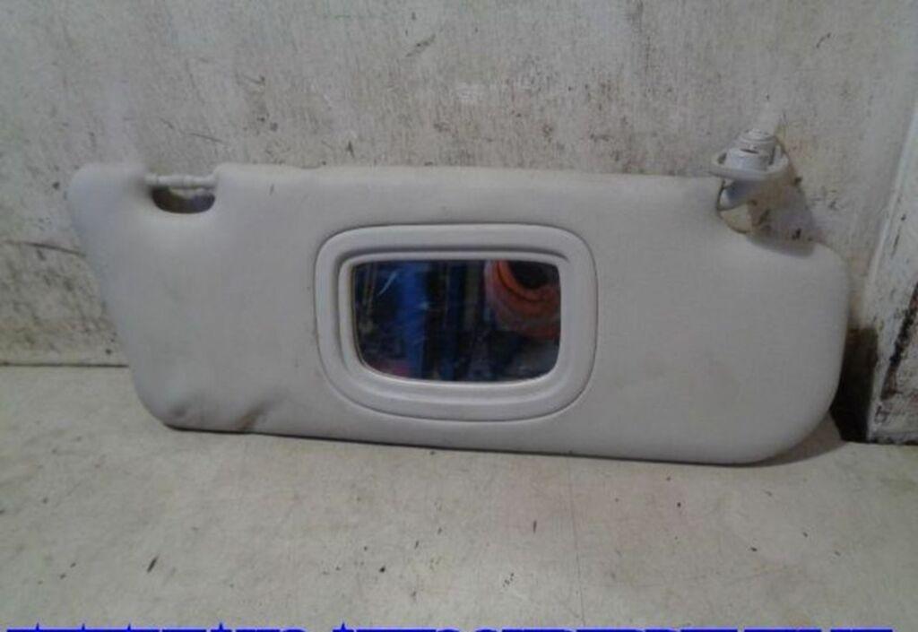 Zonneklep R Grijs Fiat Stilo 1.2-16V Active