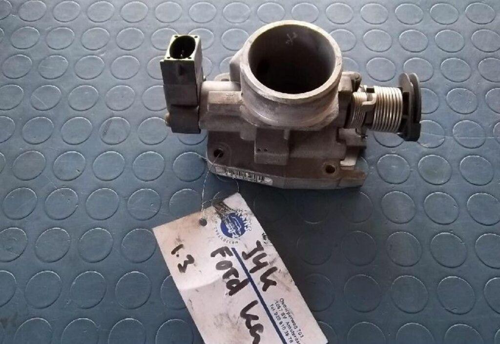 Gasklep-stelmotor  Ford Ka I 1.3 4 Edition