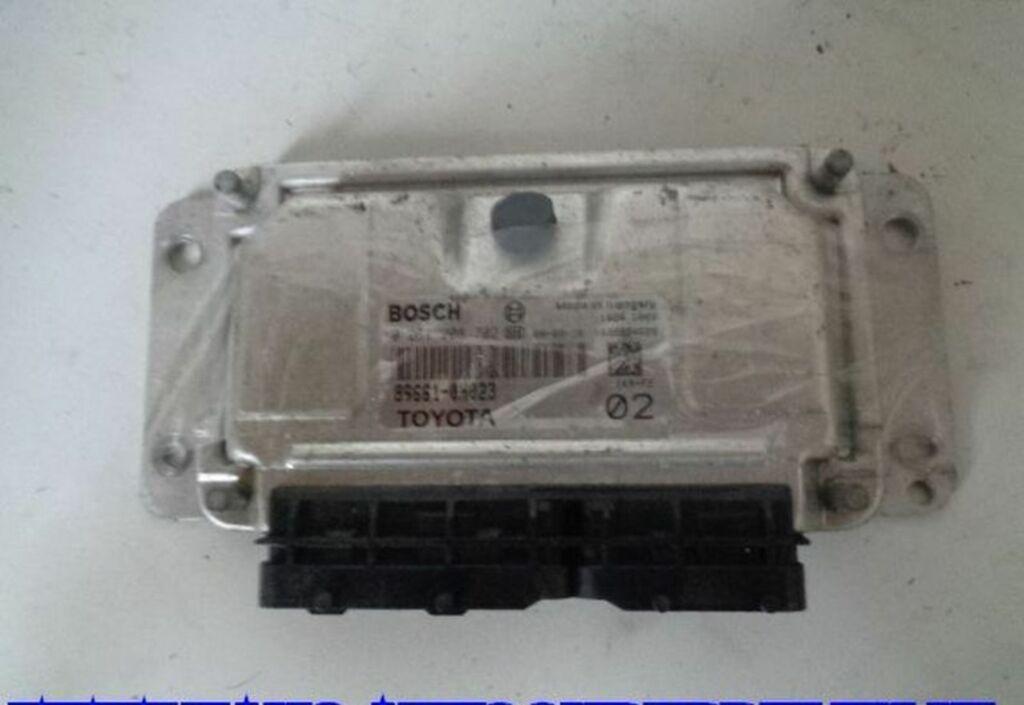 ECU-module  Citroen C1 I 1.0-12V Séduction 896610H023