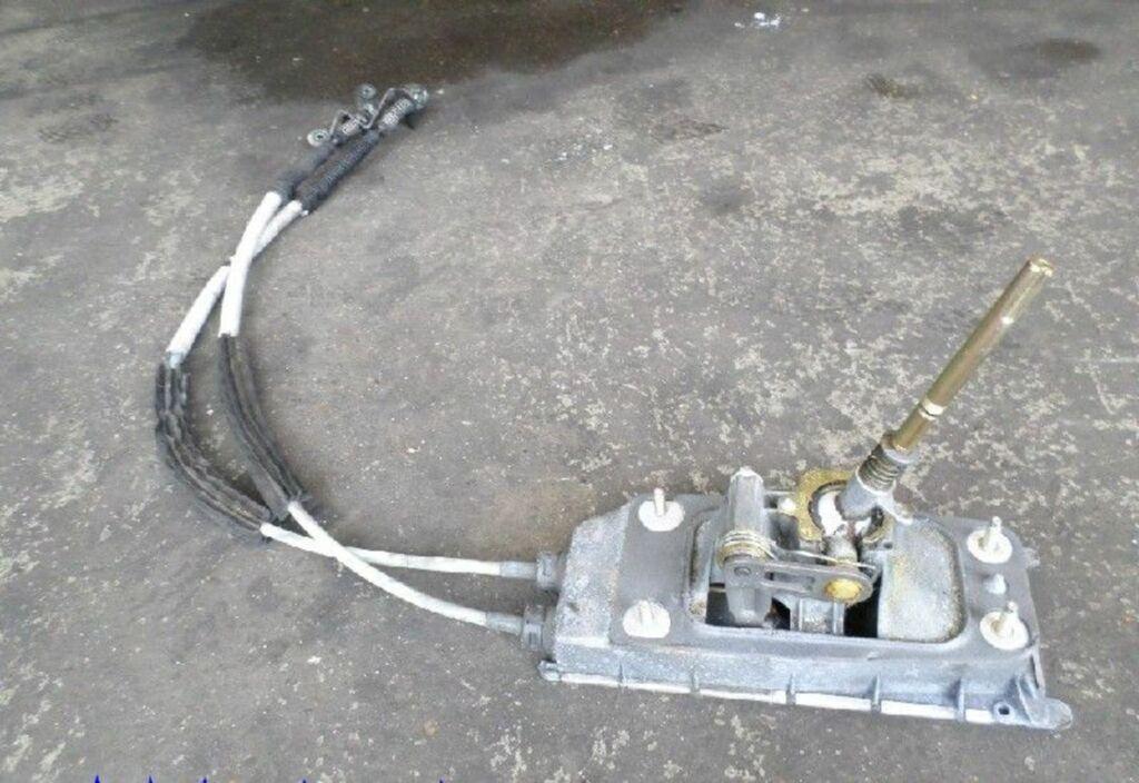 Schakelmechanisme  VW Polo 9N 1.9 SDI